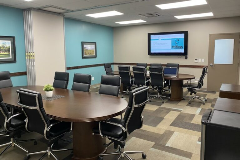 EYE For Business - Large Meeting Room - View 1